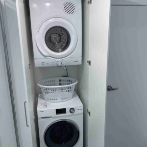 Laundry Facilities in Room