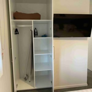 Wardrobe/Storage Space
